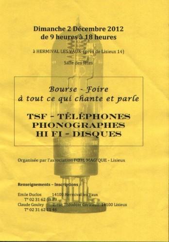 bourse,SHTSF,L'Oeil magique,Hermival-les-Vaux