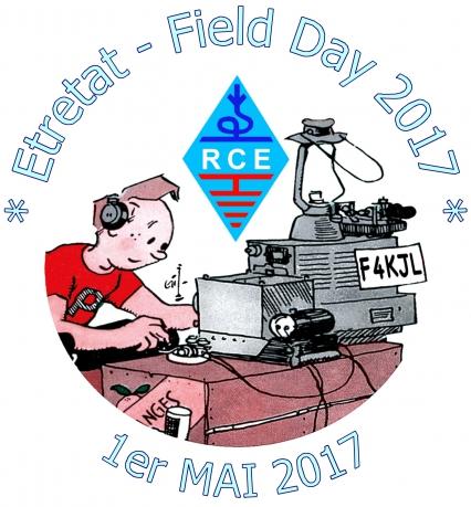 Field Day,Etretat